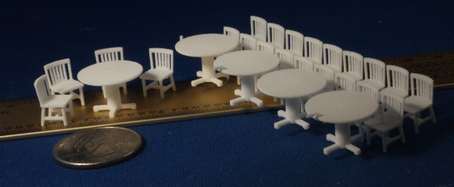 Dave 39 s model railway stuff for Scale model furniture